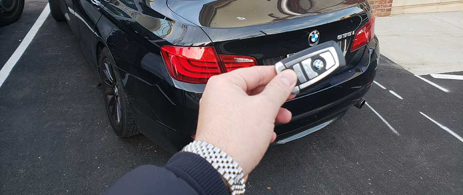 What Happens When You Lose Your BMW Key